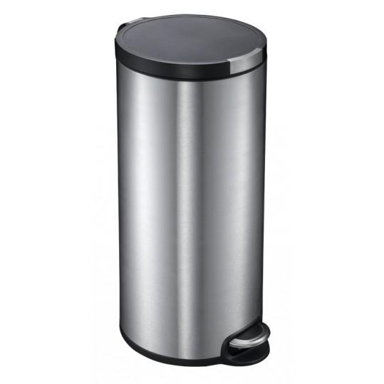 """EKO Кош за отпадъци с педал """"ARTISTIC"""" - 30 литра - мат"""