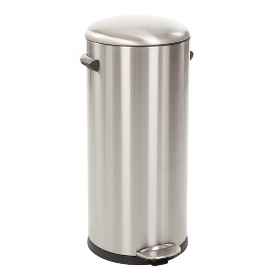 "EKO Кош за отпадъци с педал  ""BELLE DELUXE""- 30 литра - мат"