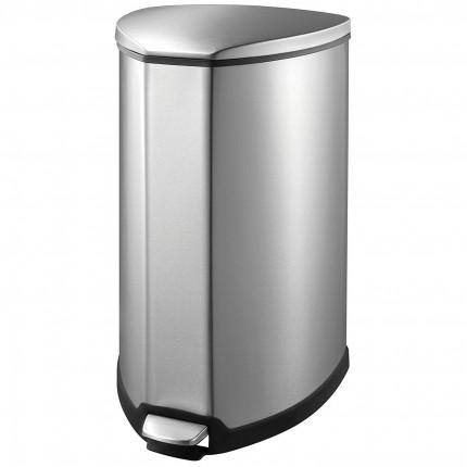 """EKO Кош за отпадъци с педал """"GRACE"""" - 35 литра - мат"""