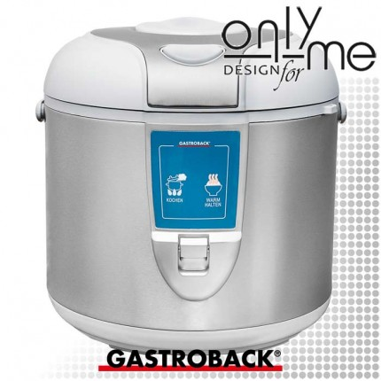 Оризоварка Design Reiskocher Pro 5L. | GASTROBACK 42518