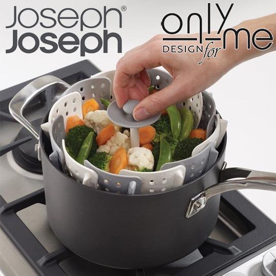 Силиконова приставка за готвене на пара Joseph Joseph 40024