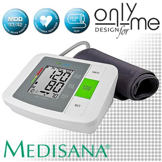 Апарат за кръвно налягане с маншон MEDISANA ECOMED BU-90E MED-23200