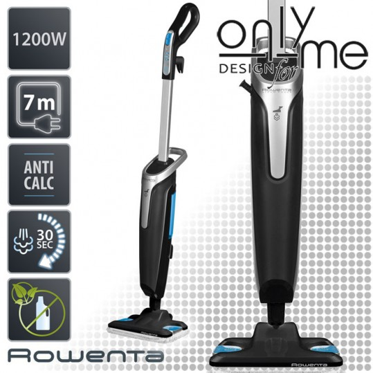 Парочистачка ROWENTA STEAM POWER RY6555WH