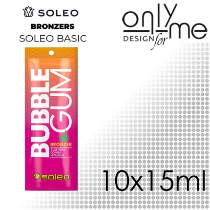 Soleo Bubble Gum Bronzer - 10x15ml