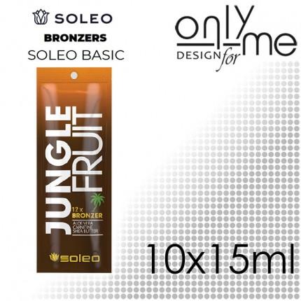 Soleo Jungle Fruit 12x Bronzer - 10x15ml