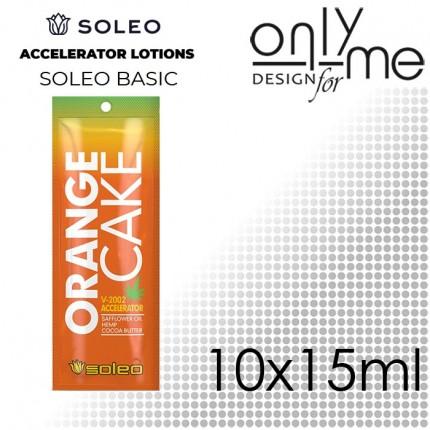Soleo Orange Cake V2002 Accelerator 10x15ml