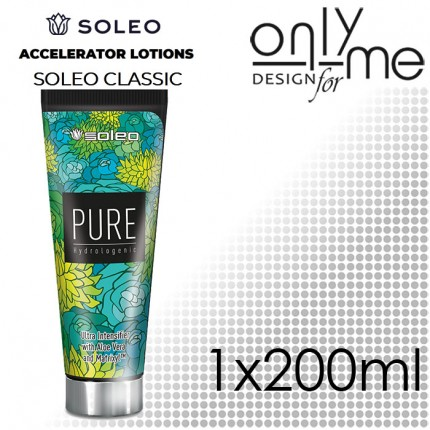 Soleo Pure Ultra Intensifier Accelerator 200ml