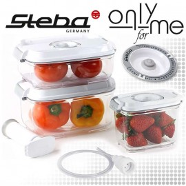 Комплект за вакуумиране STEBA 3ER SET