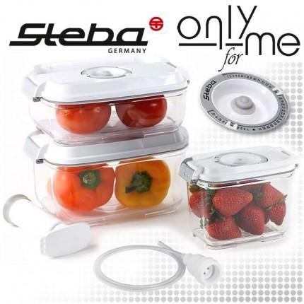 Комплект за вакуумиране STEBA 3ER SET 93.17.00