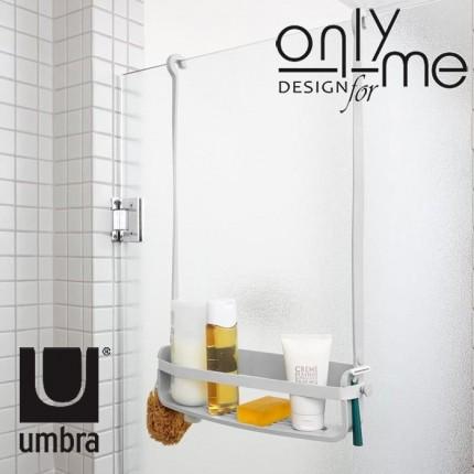 UMBRA 023475-660 Органайзер за баня и душ кабина UMBRA FLEX - бял