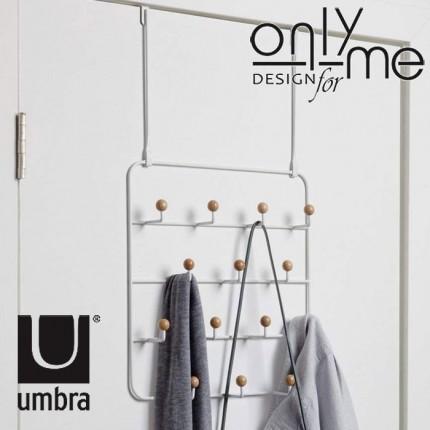 UMBRA 1004045-660 Закачалка за врата UMBRA ESTIQUE - бяла