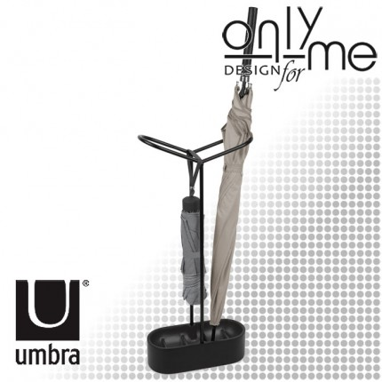 UMBRA 1004227-040 Поставка за чадъри UMBRA HOLDIT - черна