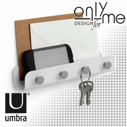 UMBRA 1004246-910 Закачалка за стена UMBRA YOOK - бяла