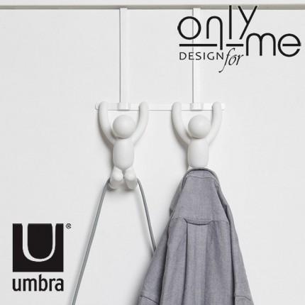 UMBRA 1004260-660 Закачалка за врата UMBRA BUDDY - бяла