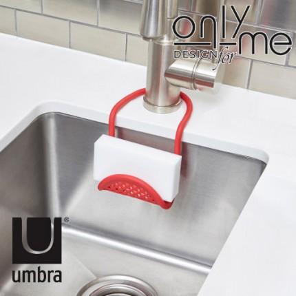Органайзер за мивка UMBRA SLING - червен